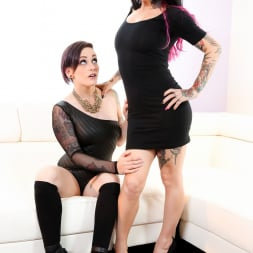 Joanna Angel in 'Burning Angel' Rizzo Ford First Time Anal (Thumbnail 1)