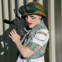 Rizzo Ford in 'Burning Angel' Tank Girl and Booga (Thumbnail 2)