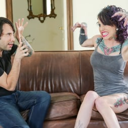 Romance in 'Burning Angel' Tommy's Casting Couch (Thumbnail 2)