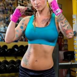 Sammie Six in 'Burning Angel' Ronda ArouseMe - Round 2 (Thumbnail 4)