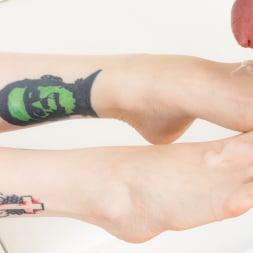 Sierra Cure in 'Burning Angel' Sierra's Soapy Feet (Thumbnail 15)