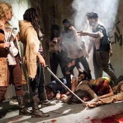 Skin Diamond in 'Burning Angel' I Hate Zombie Dick! (Thumbnail 2)