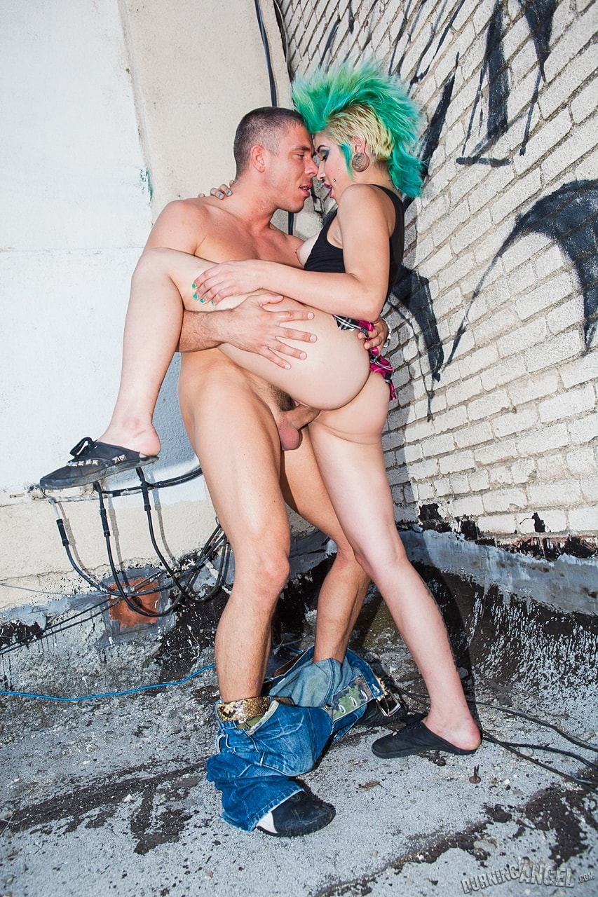 Burning Angel 'Light Me Up' starring Sofi VonDoom (Photo 13)