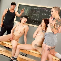 Sparky Sin Claire in 'Burning Angel' Cock Cures Bullying  (Thumbnail 4)