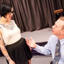 Sparky Sin Claire in 'Burning Angel' Loosen My Throat With Your Cock (Thumbnail 1)
