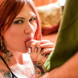 Tallulah in 'Burning Angel' Spunk On My Tattoo (Thumbnail 4)