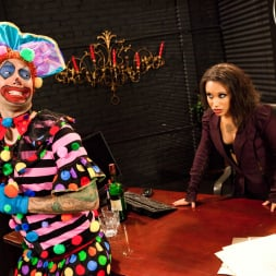 Twix in 'Burning Angel' What A Clown! (Thumbnail 1)