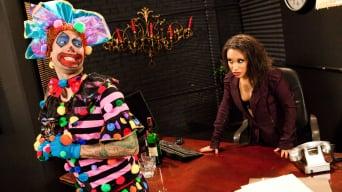 Twix in 'What A Clown!'
