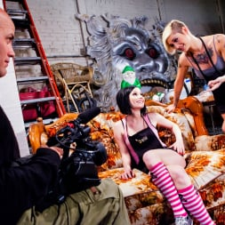 Veruca James in 'Burning Angel' Reality Fucking TV (Thumbnail 1)