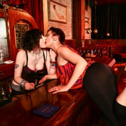 Violet Monroe in 'Burning Angel' Tip Your Bartender -  With Pussy Eating ! (Thumbnail 1)