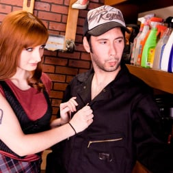 Violet Monroe in 'Burning Angel' What Happens In The Janitor's Closet Should Stay In The Janitor's Closet (Thumbnail 2)